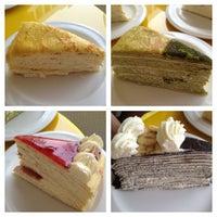 Photo taken at Nadeje Café by Elainne L. on 9/2/2012
