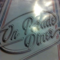 Photo taken at On Parade Diner by Marxypoo on 12/4/2011