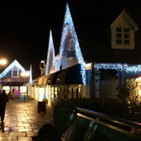 Photo taken at Bicester Village by Carrie B. on 11/29/2011