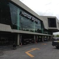 Photo taken at Honda Big Wing by Chai C. on 6/17/2012