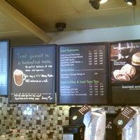 Photo taken at Starbucks by Ashton E. on 1/28/2012