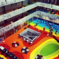 Photo taken at National Library of Technology by Lada 🐰 on 7/20/2012