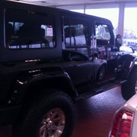 ... Photo Taken At Atlantic Chrysler Jeep Dodge Ram By Larry G. On 1/12 ...