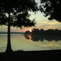 Photo taken at Lake Virginia Heights Neighborhood by Paul G. on 10/24/2011