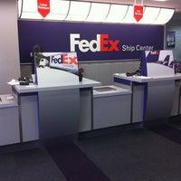 Photo taken at FedEx Ship Center by Matt N. on 5/7/2011