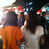 Photo taken at Night Bazaar Market by Natchanok on 5/18/2012