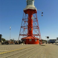 Photo taken at Port Adelaide Lighthouse by Ashley L. on 3/8/2012