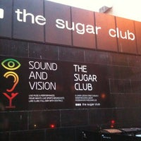 Photo taken at The Sugar Club by Brian D. on 3/30/2012