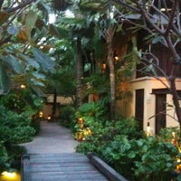 Photo taken at Buri Rasa Village Resort by netbon on 9/22/2011