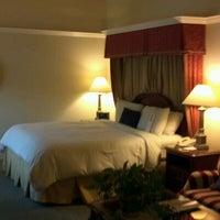 Photo taken at Lafayette Park Hotel & Spa by Sky K. on 12/11/2011