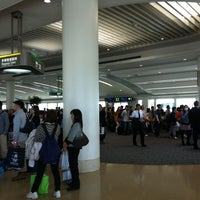 Photo taken at Gate 35 by Masao N. on 3/25/2012