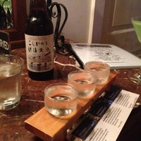 Photo taken at Genius Lounge and Sake Bar by Cyn C. on 7/8/2012