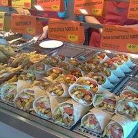 Photo taken at Duran Sandwiches by Mehmet Ö. on 8/25/2011