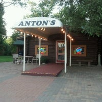 Photo taken at Anton's Restaurant by Scott R. on 8/1/2012
