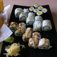 Photo taken at Narita Sushi by m g. on 6/18/2011