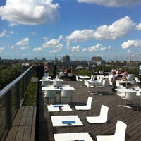 Photo taken at SkyLounge Amsterdam by Grardie A. on 8/15/2011