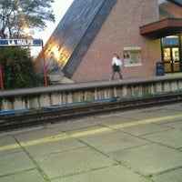 Photo taken at Gare de La Hulpe by Natacha V. on 10/20/2011