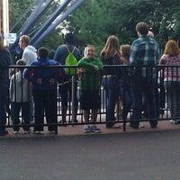 Photo taken at Starship America by Darcie B. on 9/17/2011