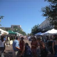 Photo taken at Sarasota Farmers Market by Frank M. on 6/16/2012