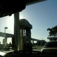 Photo taken at BP by Jamara D. on 11/29/2011