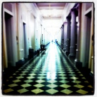 Photo taken at Eisenhower Executive Office Building by Matt G. on 7/20/2011
