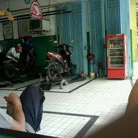 Photo taken at Rajawali Motor Sumberayu by Masruri A. on 12/3/2011