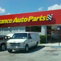 Photo taken at Advance Auto Parts by LOCKE on 9/15/2011