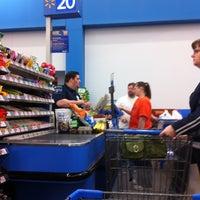 Photo taken at Walmart Supercenter by Linda C. on 4/21/2012