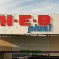 Photo taken at H-E-B plus! by Michael S. on 8/28/2012