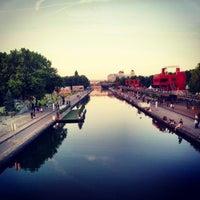 Photo taken at La Villette Sonique by Antoine A. on 5/27/2012
