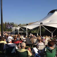 Photo taken at Sun Valley Pavilion by Eric T. on 8/5/2012