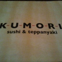 Photo taken at Kumori Restaurant by Frank R. on 8/17/2012