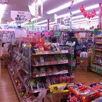 Photo taken at ドラッグストア セキ 新河岸店 by Masanobu Y. on 5/6/2012