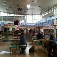 Foto tomada en Terminal de Buses O'Higgins por Miguel Z. el 6/18/2012