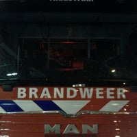 Photo taken at Brandweer Klaaswaal by Michel v. on 11/3/2011