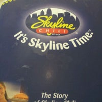 Photo taken at Skyline Chili by Joseph W. on 9/3/2011