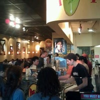 Photo taken at Moe's Southwest Grill by Diego A. on 10/19/2011