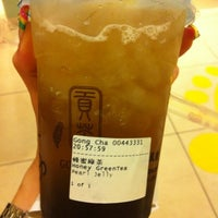 Photo taken at Gong Cha 贡茶 by Edna C. on 7/26/2012