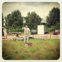 Photo taken at Landgoed de Reehorst by Robin ♓ K. on 7/15/2012