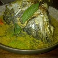 Photo taken at Nusantaraku resto & cafe by rooni a. on 1/20/2012