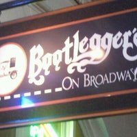 Photo taken at Bootleggers On Broadway by Austra Z. on 11/5/2011