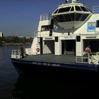 Photo taken at CCR Barcas - Estação Araribóia by Wanderley Augusto R. on 9/5/2011