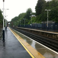 Photo taken at Winchester Railway Station (WIN) by Matthew T. on 7/2/2012