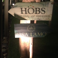 Photo taken at HOBS House of Beers by Babird P. on 3/20/2012