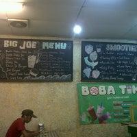 Photo taken at Big Joe Burger by ika l. on 7/15/2012