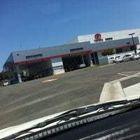 Photo taken at Toyota Carlsbad Parts and Service by José Adrián M. on 7/17/2012