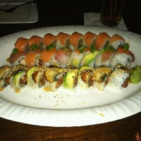 Photo taken at Pacific Rim Sushi by Santana C. on 2/29/2012