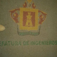 Photo taken at Escuela de Ingenieros Militares by Nicolino M.A. S. on 4/30/2012