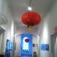 Photo taken at Flushing Town Hall by Marialaura L. on 2/24/2012