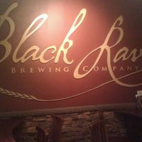 Photo taken at Black Raven Brewing Company by Bryan B. on 6/16/2012